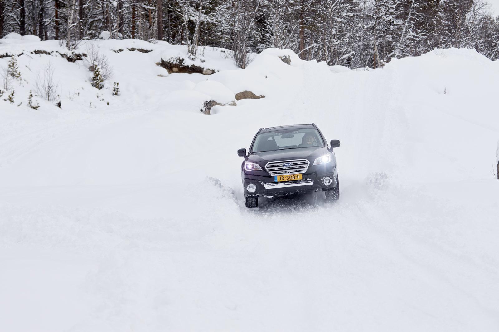 Foto de Subaru Snow Drive 2016 (66/137)