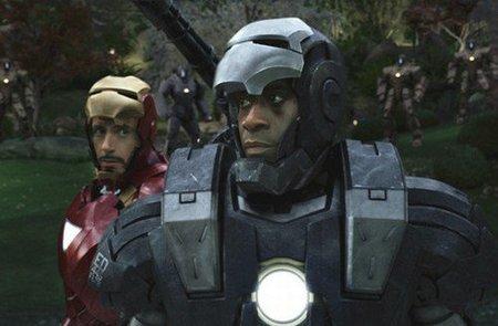 'Iron Man 2' es mejor que la primera parte