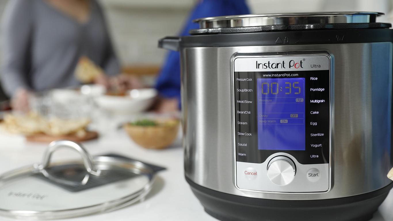 Instant Pot: el robot de cocina que han comprado 300.000 personas en el Amazon Prime Day (pero no hay quien...