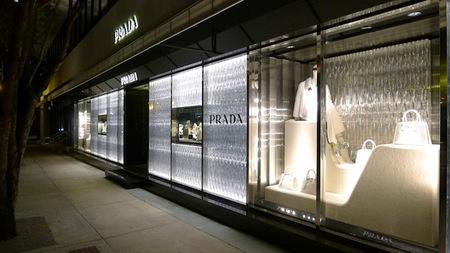 Prada inaugura una nueva boutique en Distrito de Diseño de Miami