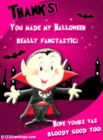 Vídeos para felicitar Halloween