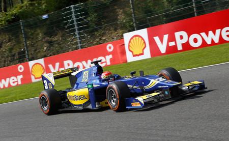 Felipe Nasr 2014 Spa GP2
