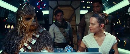 Escena Ascenso Skywalker