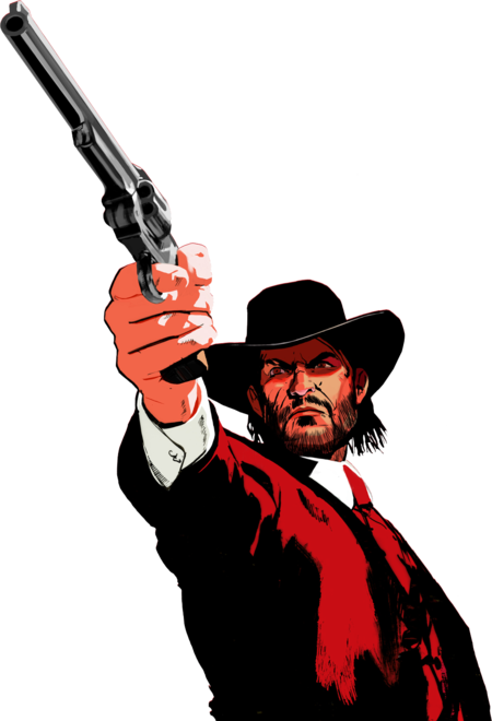 917 Red Dead Redemption