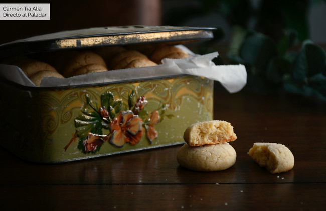 Galletas fáciles de limón, receta lista en 20 minutos (con y sin Thermomix)