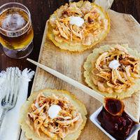 Paseo por la gastronomía de la red: deliciosas recetas mexicanas con tortillas de maíz