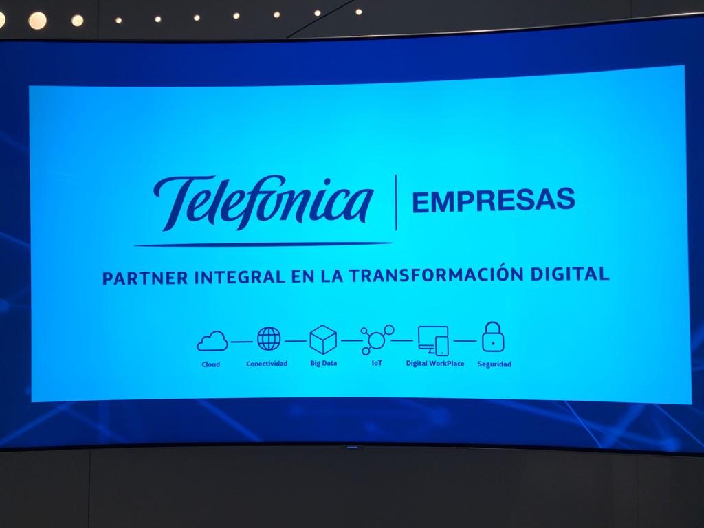 Teléfonica Empresas: la nueva récord de Telefónica que aúna todos los prestaciones B2B