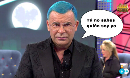 Jorge Javier Vázquez estalla contra Anabel Pantoja y juzga sin piedad su trabajo en 'Sálvame'