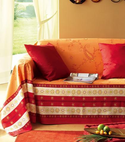foulard sofá 3