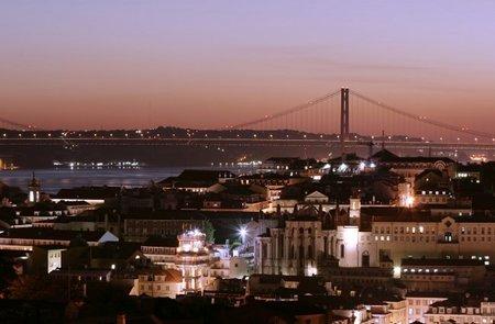A Baixa Lisboa