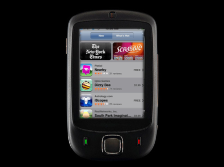 "Windows Mobile 7 tendrá una App Store llamada ""Skymarket"""