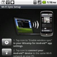 Winamp 0.9.2 para Android sale de fase beta