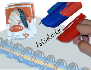 BoliDedo, el bolígrafo más original