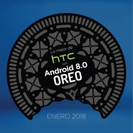 HTC U11 Life se actualiza a Android Oreo en México: no tenemos la versión Android One, pero HTC hace un buen trabajo