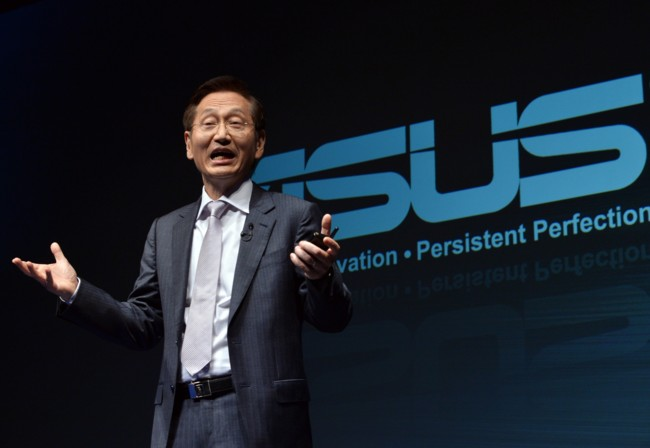 En ASUS interesan los robots, la realidad virtual, y no se olvidan de los productos Nexus