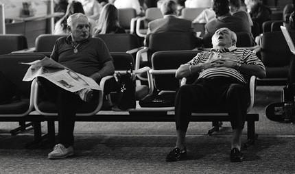 Los mejores aeropuertos para quedarse varado