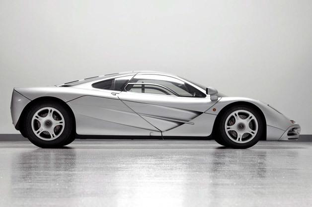 McLaren F1 vendido por 3,5 millones de libras