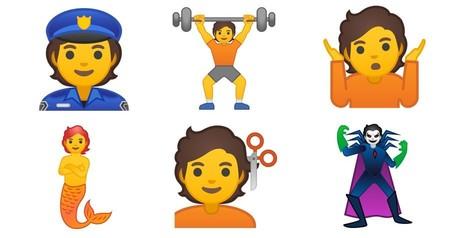 Emojis Genero Fluido