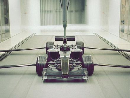 Williams quiere usar sus dos túneles del viento