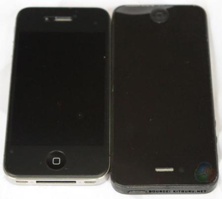 Nuevas fotos de un prototipo de iPhone 5 podrían haber dado en el clavo