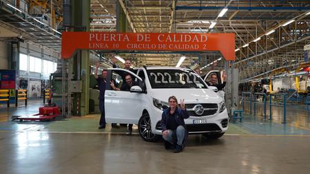 Mercedes Clase V en Vitoria
