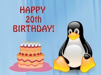 Linux cumplió 20 años