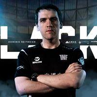 """Black ^"" vuelve al competitivo de Dota 2 con Infamous Gaming"