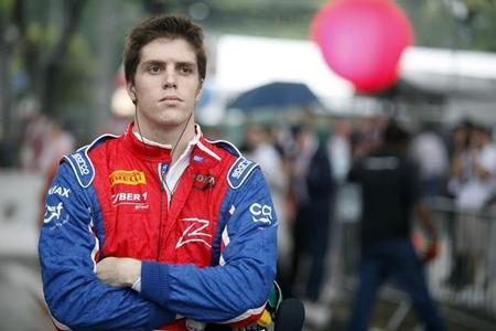 Luiz Razia tiene nuevos planes, aunque sigue buscando un hueco en Fórmula 1