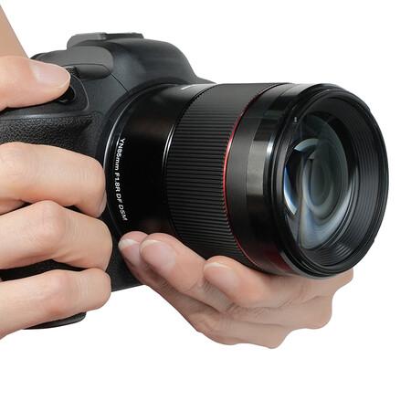 Yongnuo Ynlens Yn 85 Mm F 1 8r Df Dsm Lens 6