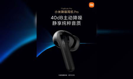 """FlipBuds Pro: así se llaman los nuevos """"AirPods Pro"""" secretos con los que Xiaomi reduce hasta 40dB de ruido"""