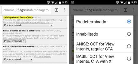 Chrome para Android estrena las Custom Tabs v2