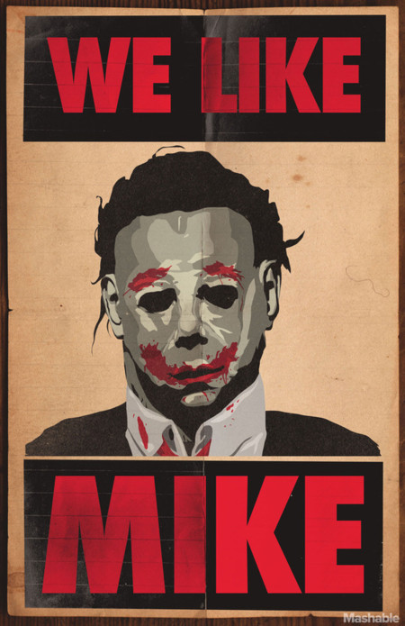 Horror Pres Posters Michael Myers