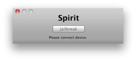 Spirit, jailbreak muy fácil y muy rápido para iPhone, iPod Touch y iPad