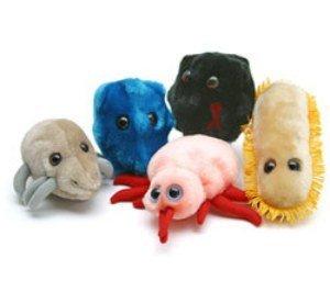 ¡Quiero un microbio!