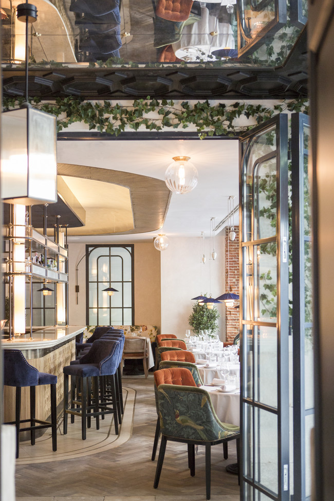 Restaurante Lux Madrid 21