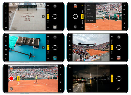 Oppo Reno 10x Zoom App Camara Interfaz