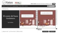 Pixton, creando comics online
