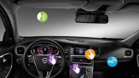 Volvo Sensus Connected Touch