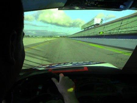 Convierte tu coche en uno de carreras virtual