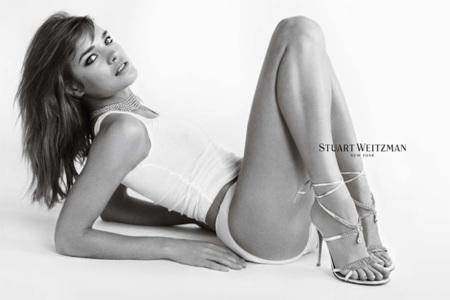 Stuart Weitzman Primavera-Verano 2012: los pies de Hollywood