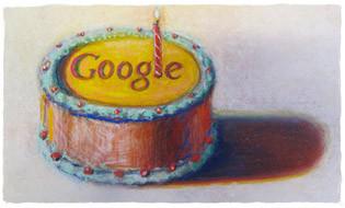 Google 10 años