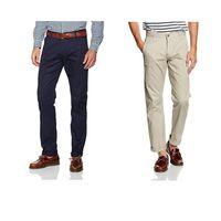 Desde 32,57 euros podemos hacernos con unos pantalones Dockers Alpha Original Khaki gracias a Amazon