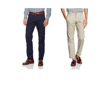 Desde 32 57 Euros Podemos Hacernos Con Unos Pantalones Dockers Alpha Original Khaki Gracias A Amazon