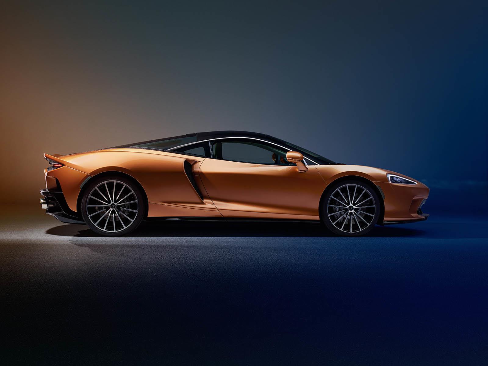 Foto de McLaren GT 2020 (19/35)