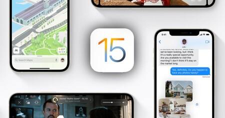 iOS 15: fecha de lanzamiento, modelos compatibles y todo sobre el nuevo iOS 15 de Apple
