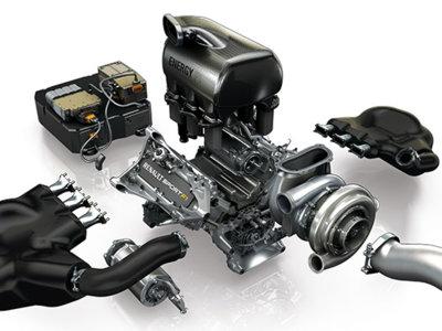 Los V6 turbo seguirán hasta 2020, diciendo adiós al motor independiente