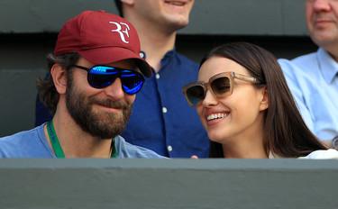 Se nos cae la baba (doblemente): la niña de Irina Shayk y Bradley Cooper es una monada