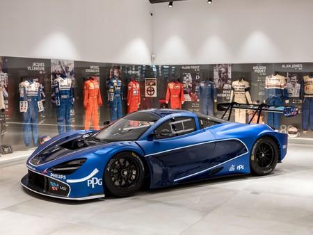 McLaren Barcelona (inauguración)