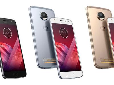Moto Z2 Play: la gama media premium de Motorola mejora en casi todo, menos en autonomía