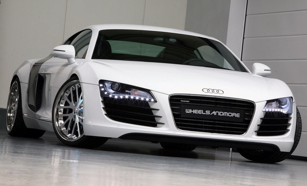 Foto de Audi R8 por Wheelsandmore (1/5)